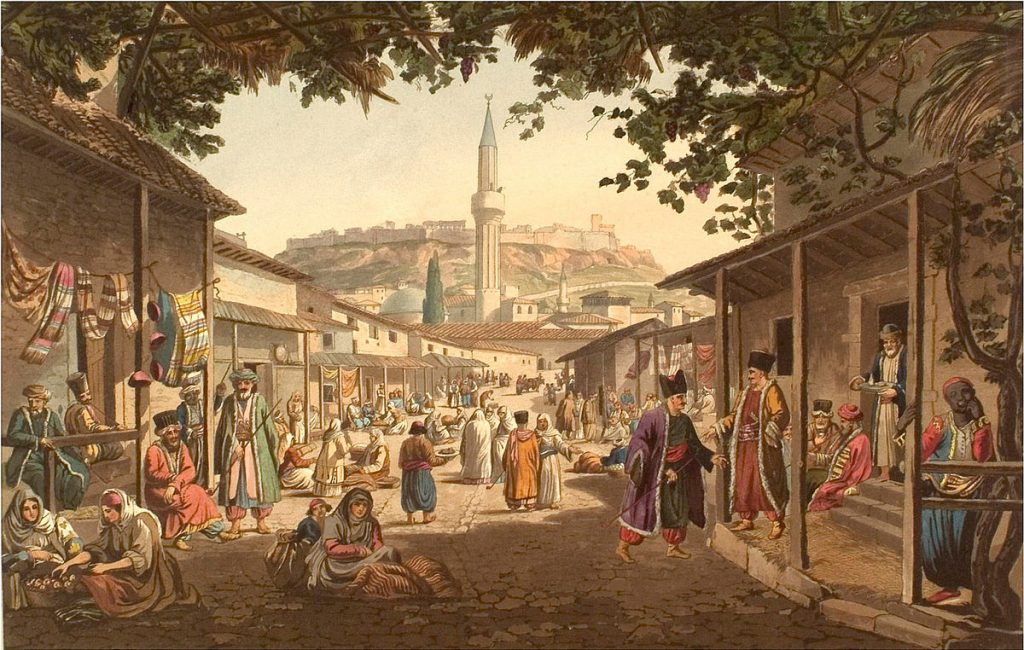 Ancient Athens - historic times.